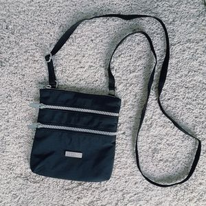 BAGGALINI Black Compact Crossbody Bag